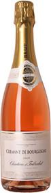 Chartron et Trebuchet Crémant de Bourgogne Brut Rose 750ml