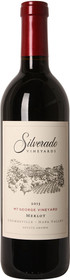 Silverado Vineyards 2012 Mt. George Merlot 750ml