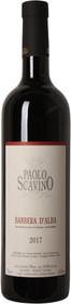 Paolo Scavino 2017 Barbera d'Alba 750ml