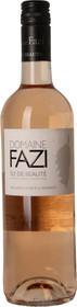 Domaine Fazi 2017 Il de Beaute Corsica Rose 750ml