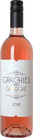 Grachies 2018 Cotes de Gascogne Rose 750ml