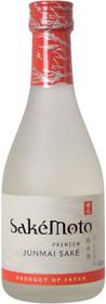 SakeOne Sakemoto Premium Junmai Sake 300ml
