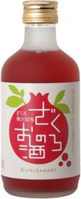 Nakano Sake Co Pomegranate Osake 300ml