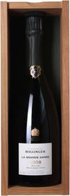 Champagne Bollinger 2008 Grande Annee 750ml