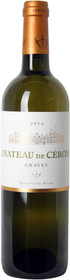 Chateau Cerons 2016 Graves Blanc 750ml