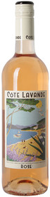 Cote Lavande 2017 Rose 750ml