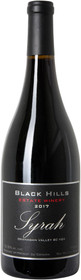 Black Hills 2017 Syrah 750ml