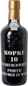 Kopke 10 Year Old White Port 375ml