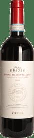 Podere Brizio 2018 Rosso di Montalcino750ml