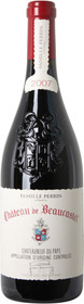 Chateau de Beaucastel 2007 Chateauneuf-du-Pape Rouge 750ml