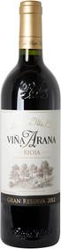 La Rioja Alta 2012 Vina Arana Gran Reserva 750ml