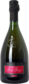 Champagne Paul Bara 2013 Special Club Rose 750ml