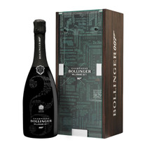 Champagne Bollinger 2011 Bond Limited Edition Bond Gift Pack 750ml