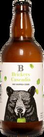 Brickers Cascadia Dry Hopped Cider 500ml