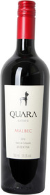 Quara Estate 2019 Malbec 750ml