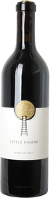Little Engine 2017 Gold Merlot 750ml