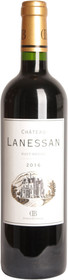 Chateau Lanessan 2016, Haut Medoc 750ml