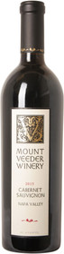 Mount Veeder 2015 Napa Valley Cabernet Sauvignon 750ml