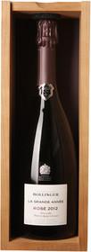 Champagne Bollinger 2012 Grande Annee Rose 750ml