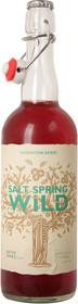 Salt Spring Wild Cider Saskatoon Berry 750ml