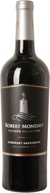 Robert Mondavi 2018 Private Selection Cabernet Sauvignon 750ml
