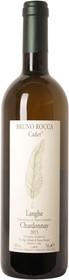 """Bruno Rocca 2015 Langhe Chardonnay """"Cadet"""" 750ml"""