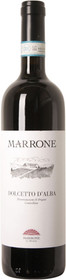 Piero Marrone 2018 Dolcetto d'Alba 750ml