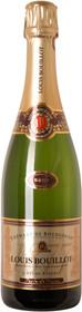 Louis Bouillot Cremant de Bourgogne Perle de Vigne Grande Réserve Brut 750ml