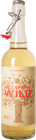 Salt Spring Wild Cider Red Grapefruit 750ml