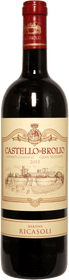 """Barone Ricasoli 2015 Chianti Classico Gran Selezione """"Castello di Brolio"""" 750m"""