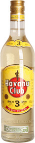 Havana Club 3 Year Old Anejo 750ml