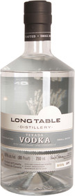Long Table Texada Vodka 750ml