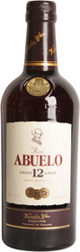 Ron Abuelo 12 Year Old Gran Reserva Rum 750ml