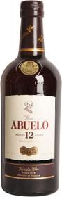 Ron Abuelo 12 Year Old Gran Reserva Rum 750ml