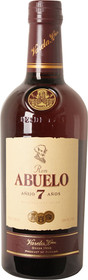 Ron Abuelo 7 Year Old Rum 750ml