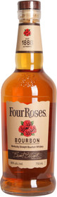 Four Roses 80 Proof Bourbon 750ml