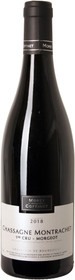 "Morey Coffinet 2018 Chassagne Montrachet ""Morgeot"" 1er Cru 750ml"