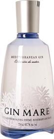 Gin Mare Mediterranean Gin 750ml