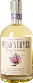Indian Summer Saffron Infused Gin 700ml