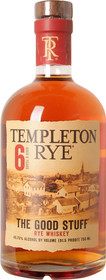 Templeton 6 Year Old Rye 750ml