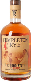 Templeton 4 Year Old Rye 750ml
