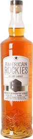 American Rockies Bourbon 750ml