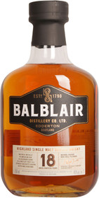 Balblair 18 Year Old 750ml