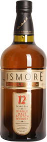 Lismore 12 Year Old 700ml