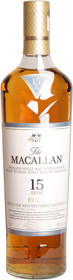 Macallan 15 Year Old Triple Cask Single Malt Scotch 750ml