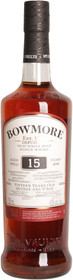 Bowmore 15 Year Old Single Malt 750ml