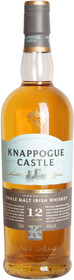 Knappogue Castle 12 Year Single Malt Irish Whiskey 750ml