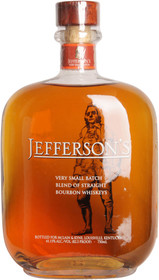 Jefferson Kentucky Straight Bourbon Small Batch 750ml