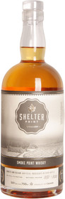 Shelter Point Smoke Point Batch #2 Whiskey 750ml
