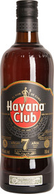 Havana Club 7 Year Old Rum 750ml